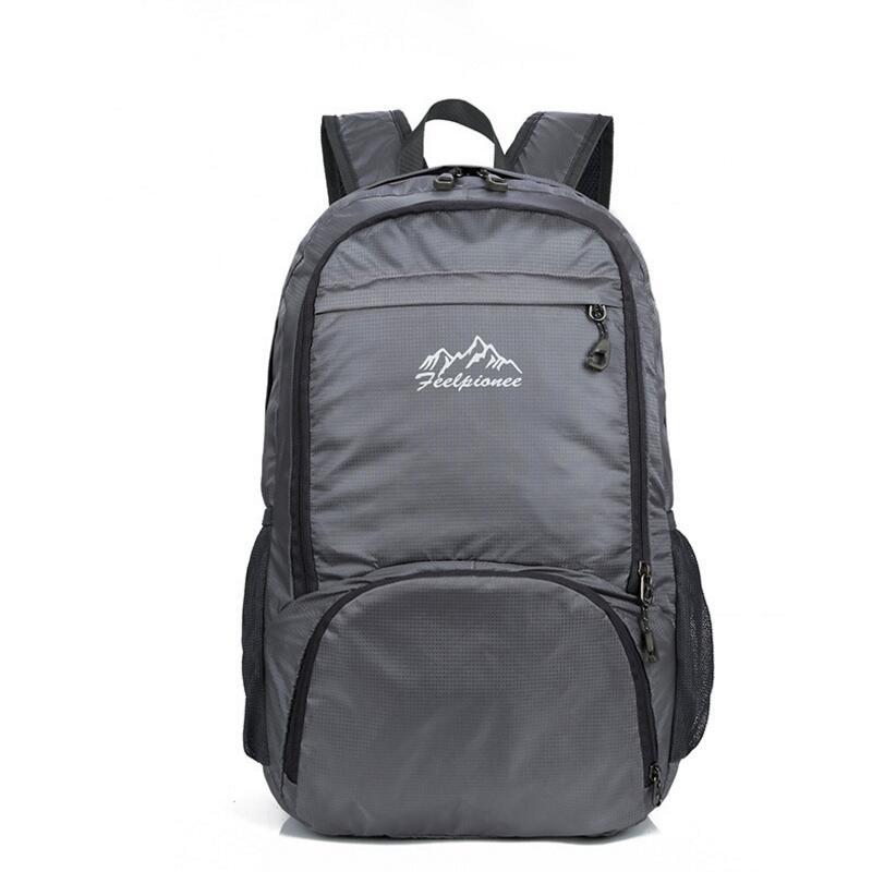 Foldable Backpack Men Women Ultralight Outdoor Bag Travel Backpack Lightweight Nylon Waterproof Portable Folding Bag For Travel