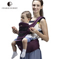 Baby Carrier Infant Sling Hipseat New Baby Wrap Backpack Breathable Newborn Adjustable Solid Front Carry Baby Kangaroo