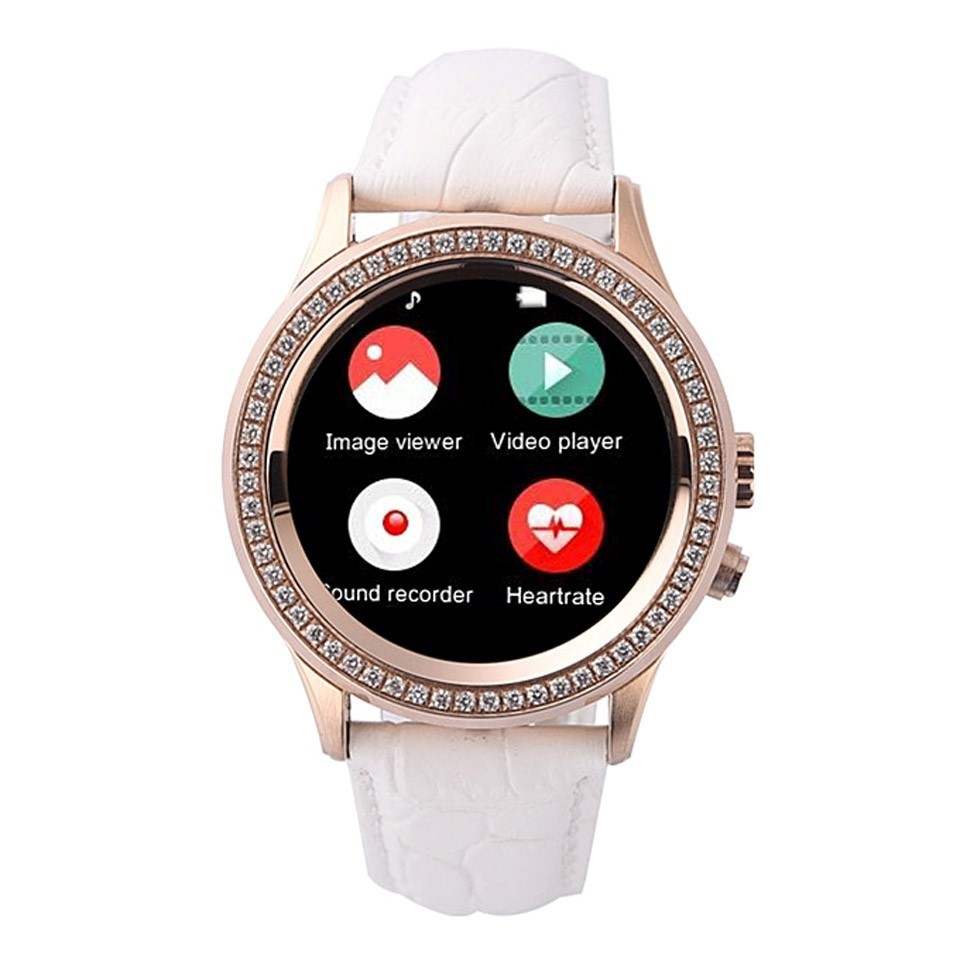 watch waterproof sports bluetooth wearable orange smart watches device