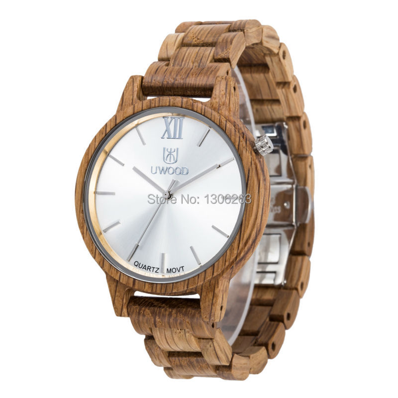 ФОТО Fashion New quartz wristwatches wood watch for men  christmas gifts wood watch new hot designer wood watch