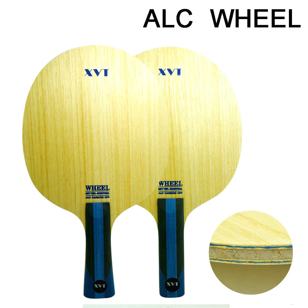 High-End XVT  Arylate Carbon  ALC Table Tennis Blade/ ping pong blade/ table tennis bat   BETTER CONTROL  STRONG SPIN
