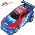 4CH RC Car Drift Racing Car Luz Intermitente de Alta Velocidad de Carreras de Coches Modelo de Coche de Control Remoto de Vehículos Off-Road juguete