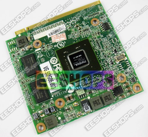 ФОТО Cheap for Acer Aspire 5520 6930 7720 4630 7730 Laptop Graphics Video VGA Card nVidia GeForce 9300M GS 9300MGS MXM II DDR2 512MB