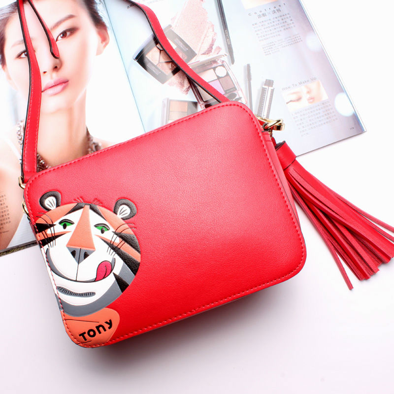 ФОТО 2017 Fashion Women Flap Bag Genuine Leather Hobos Bag Ladies Brand Messenger bag girls Cute Handbags Big Shoulder Bags For Woman
