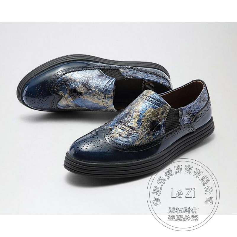 Color Match Mens Shoess