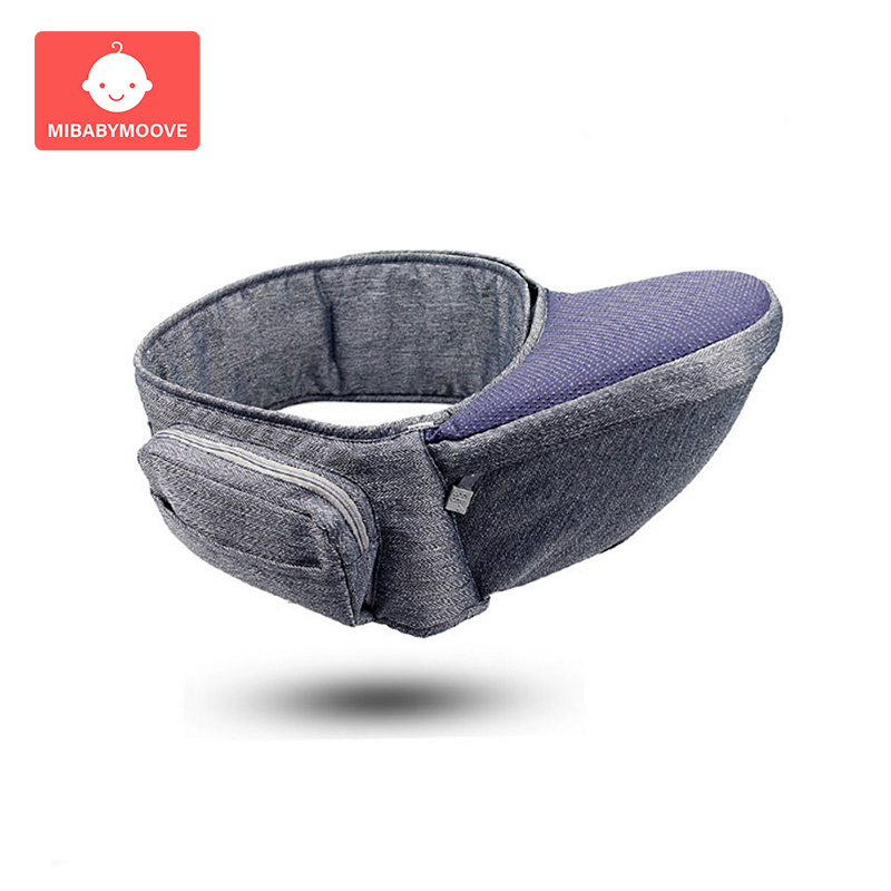 Baby Carrier Waist Stool Walkers Ergonomic Infant Toddler Sling Hold Waist Belt Adjustable Front Carry Hipseat Kids Hip Seat