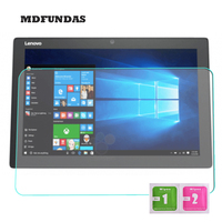 Tablet Protector Glass For Lenovo Miix 510 12 2 Tablet Pad Tempered Glass Screen Protector 2