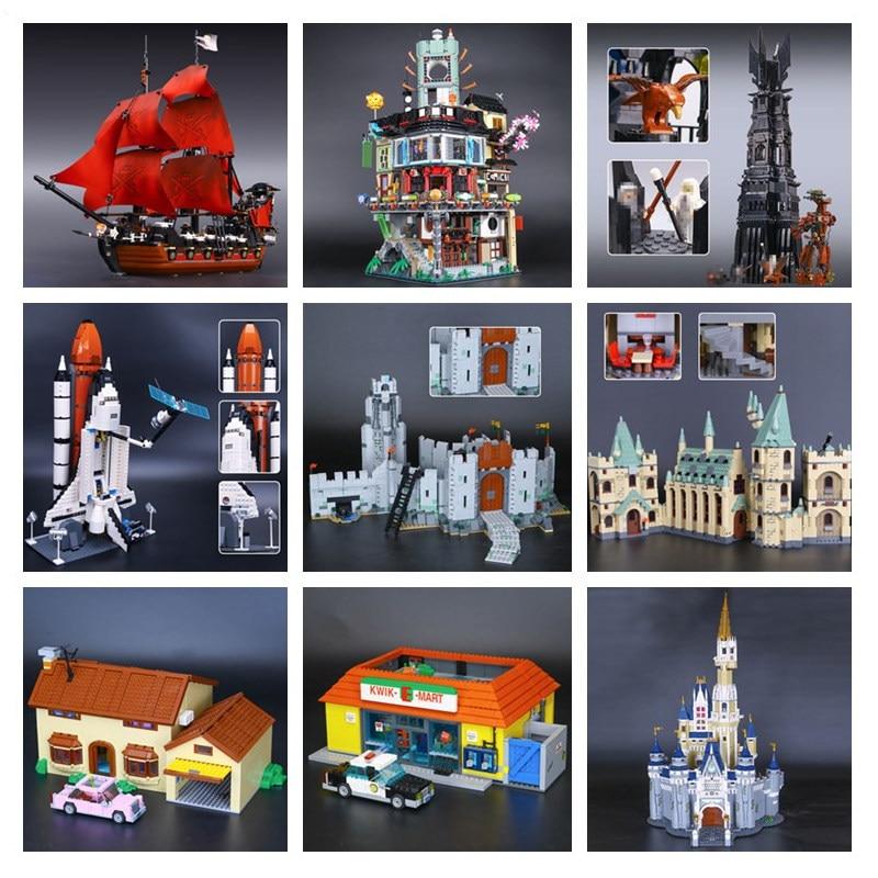 06066 06083 16001 16002 16004 16005 16006 16008 16009 16014 16050 16060 7144 22001 06057 45014 Movie Building Block Brick Toys|Blocks| |  - title=