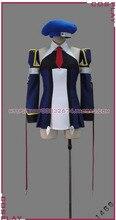 Recién llegado de japón recomendar BlazBlue Noel Cosplay Anime Costume
