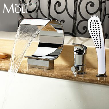 3 Piece Bathroom Faucet Bathroom Faucets Sinks and Lavatory