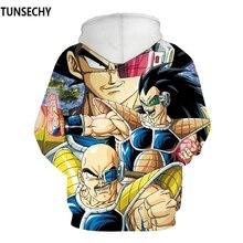 Dragon Ball 3D Hoodie Sweatshirts Hoodie