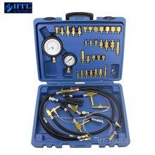 41PCS Master Fuel Pump Injection Pressure Tester Gauge Kit System Kit TU 443