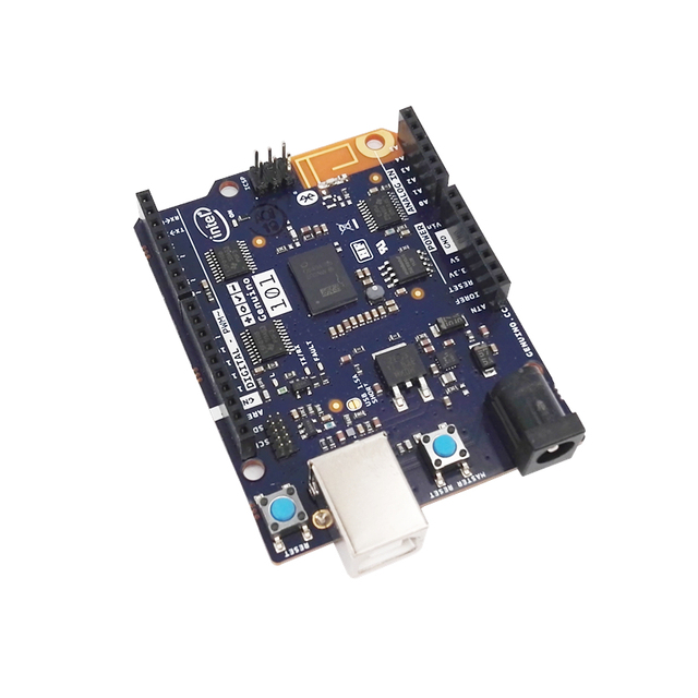 Official Arduino Genuino 101 Board with Built-in Bluetooth and Accelerometer