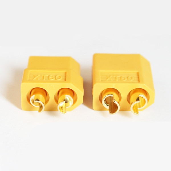 free shipping 100PCS  XT60 Bullet Connectors Plugs Male Female  For RC Battery,wholesale