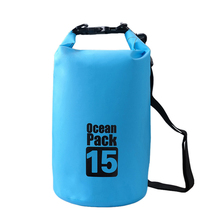 5L 10L 15L 20L 30L Waterproof Dry Bag Outdoor Sport Swimming Bags Rafting Kayaking Sailing Canoe Diving Compression Storage A30