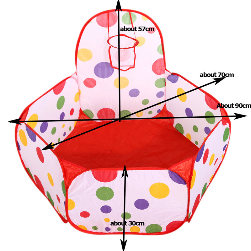 HTB1vocjOFXXXXbRXVXXq6xXFXXXb 37 Styles Foldable Children's Toys Tent For Ocean Balls Kids Play Ball Pool Outdoor Game Large Tent for Kids Children Ball Pit