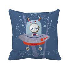 Вселенная и инопланетянин космическая подушка для путешествий