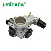 Loreada механические Дроссельной заслонки сборки с Сенсор и мак для daihatsu charade 474 Двигатели для автомобиля UAES системы диаметр размер 40 мм