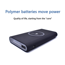 Power Bank 20000mAh External Battery quick charge Wireless Power Bank Portable Charger Battery Charger For Samsung HOT