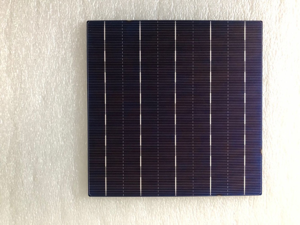 Energia Solar Direct 2019 Promotion 100pcs High Efficiency 4 5w Poly Solar Cell 6x6 for Diy