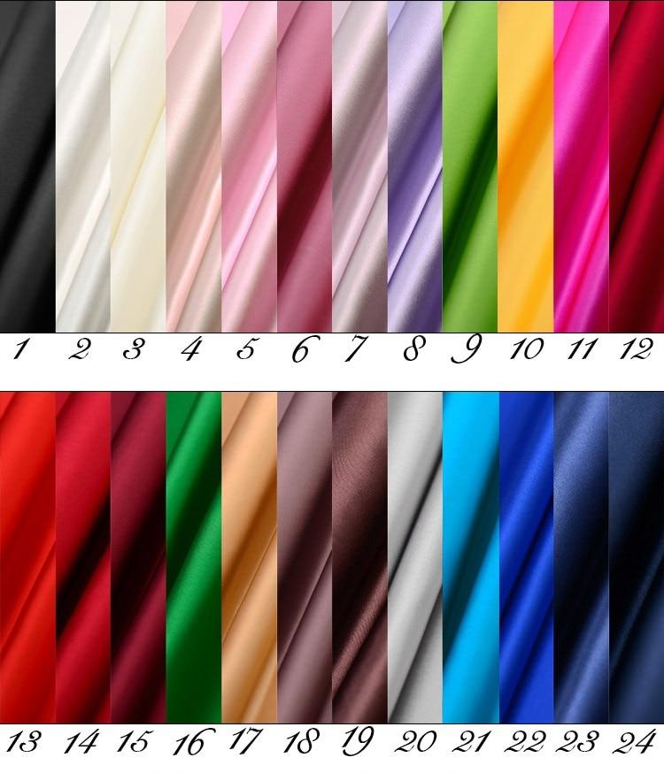 Imitatsioon siidist kangast formaalseks kleitiks 100 * 150cm - Kunst, käsitöö ja õmblemine - Foto 2