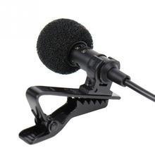 1.5m Omnidirectional Condenser Microphone for Recorder For iPhone 6S 7 Ppus Samsung Xiaomi Huawei Mobile phone pad DLSR Camera