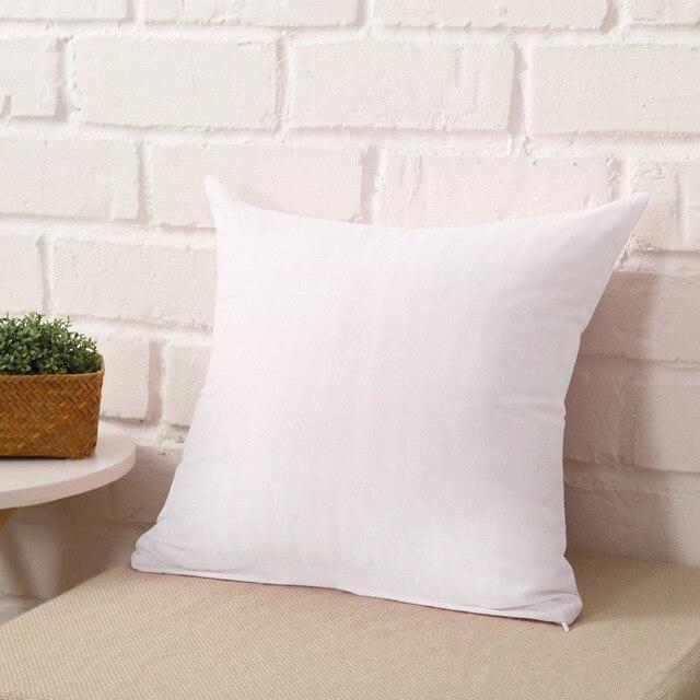 Hoomall Moda de Nova Capa de Almofada para o Sofá Almofadas Quadradas Atacado Capa de Almofada de Algodão Cadeira de Quarto Decorativo Suave