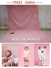 Professional3 * 5 м Тай-die Муслин свадебное BackdropF5423, fondali fotografici, фотостудия фон, фото студия фон