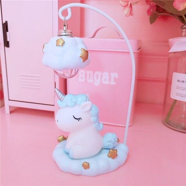 Cute Unicorn Table Lamp 3