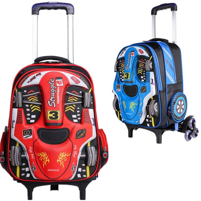 Valise enfants pour voyage valise pour filles enfants roulant voyage bagages sacs école sac à dos avec roues sac à roulettes