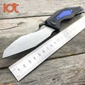 LDT 0427 складной Ножи CTS погрузчик лезвие G10 Ручка Кемпинг Утилита Выживание карманные ножи Открытый Военно-тактические Ножи инструменты