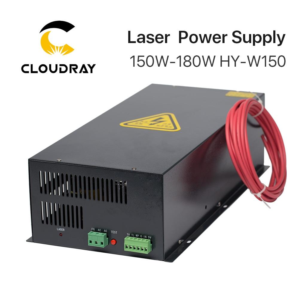 Cloudray 150-180W CO2 laseriga toiteallikas CO2 lasergraveerimisega - Puidutöötlemismasinate varuosad - Foto 2