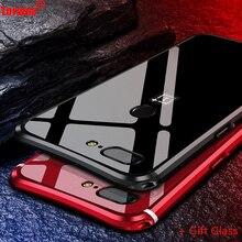 OnePlus 5 Чехол поднять бренд высокое качество металла Алюминий задняя крышка чехол для OnePlus 5 т OnePlus A5000 мешок мобильного телефона coque