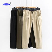 2019 новый бренд осень широкие брюки женщины шнурок высокой талии палаццо брюки уличная одежда отпус
