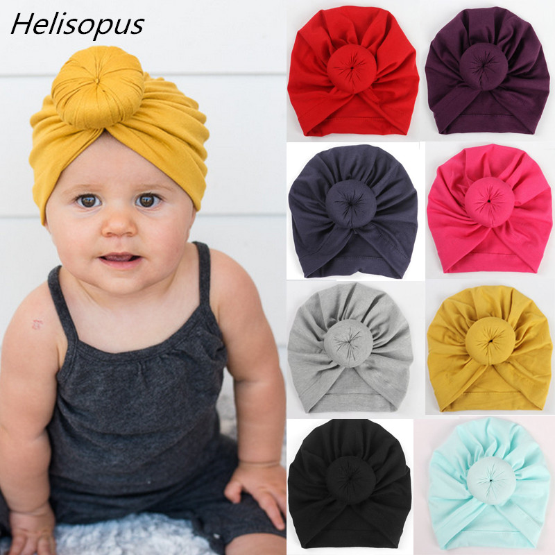 Baby Toddler Cute Kids Bunny Rabbit Bow Knot Turban Serre-Tête Cheveux bande Bandeau