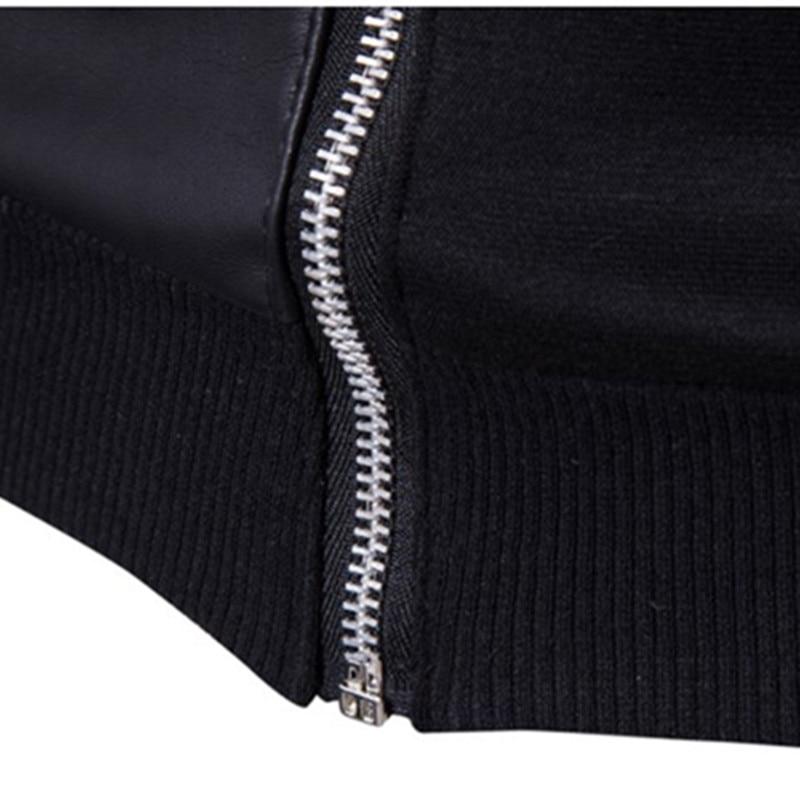 2019 мужские толстовки с капюшоном на молнии, мужские и женские толстовки с капюшоном на молнии, уличная одежда, пальто в черную и белую полоск... - 6