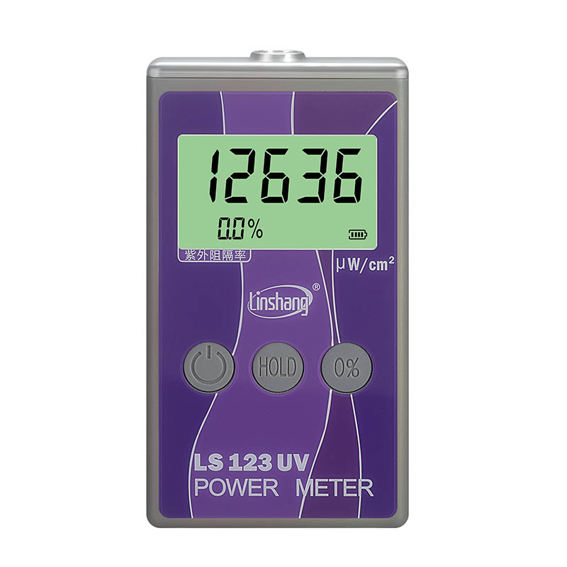 UV power meter Intensity Meter LS123 Ultraviolet transmittance measurement UV radiation luminance