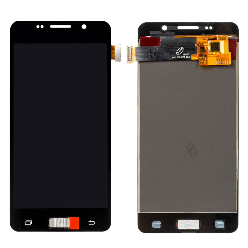 """5.2"""" A510f Display For SAMSUNG Galaxy A5 2016 LCD Display A510 A510F A510M SM-A510F Touch Screen Pantalla Digitizer Replacement"""