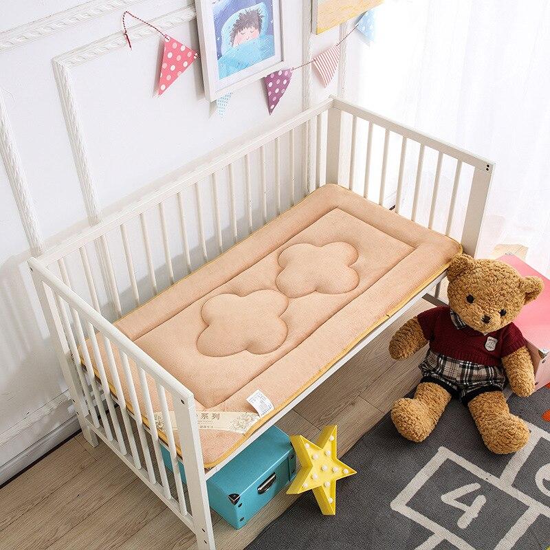 Möbel Sonnig Weiche Atmungsaktive Baby Bett Matratze Infant Neugeborenen Krippe Sleeper Pad Bebe Creeper Matte Babybett Kinderwagen Bettwäsche Tatami Teppich Taille Und Sehnen StäRken