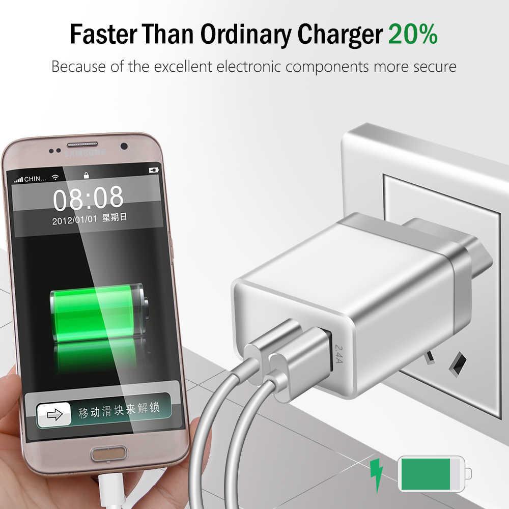 29W untuk MacBook iPhone Xiaomi Cepat PD USB Charger PD Charger Tipe-C Dinding Charger EU UK US plug Power Adapter Pengisian Tipe C