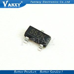 Image 3 - 100pcs XC6206P332MR SOT 23 SOT XC6206P332 SOT23 XC6206 SMD(662K) 3.3V/0.5A חיובי קבוע LDO מתח חדש ומקורי