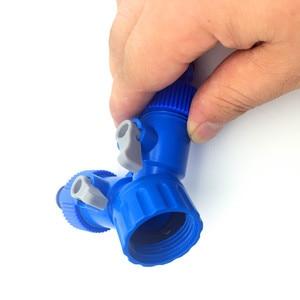 Image 5 - 1 pcs G 3/4 מים מחבר צינור גינה מחברים DIY גן כלים