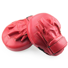 Boxing mat Professional Training Gloves Mitts Karate Muay Thai