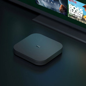 Image 5 - Originele Global Xiaomi Mi Tv Box S 4K Hdr Android Tv 8.1 Ultra Hd 2G 8G Wifi google Cast Netflix Iptv Set Top Box 4 Media Player