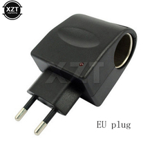 Hot Sale Car Cigarette Lighter charger Wall Power Socket Plu