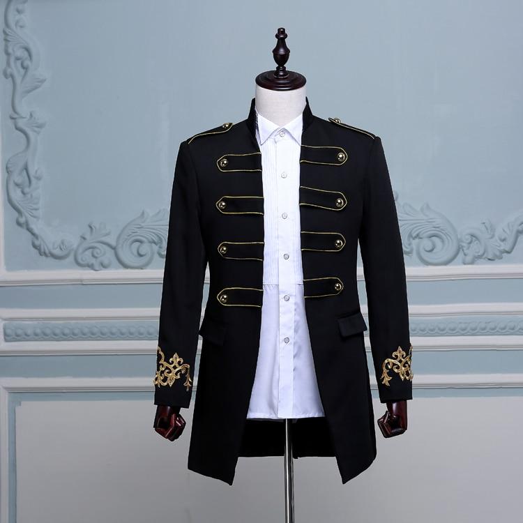 Bal Veste Mode Blazer Danseur Manteau Blanc Bar Outwear Partie Hommes Mâle Pour Performance De Chanteur blanc Soirée Noir Jazz Dj Ds Discothèque qFnTaaE