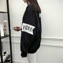 LYFZOUS Fashion Bomber Jacket for Women