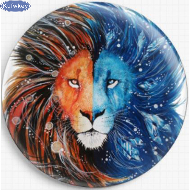 Abstract Lion With Yin Yang: Ying Yang Lion Pictures To Pin On Pinterest