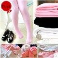 Invierno meias princesa sólido Grueso de algodón Terry de encaje pantimedias medias de Los Niños de baile y chica ballet infantil collant fille
