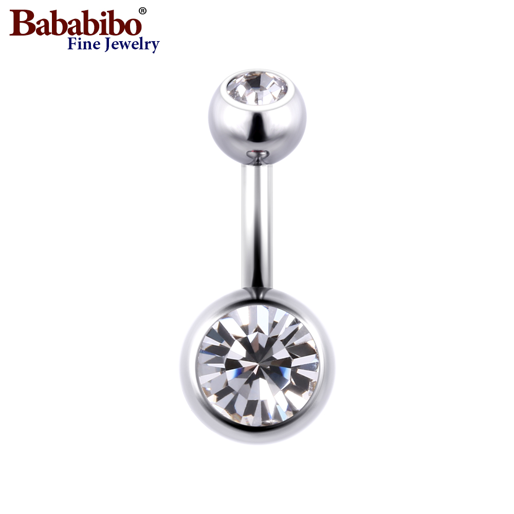Kiss Belly Button Ring-14g-Kissing Lip Dangle-Navel Body Jewelry Clear 3//8